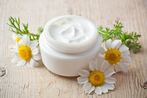 Locally prepared organic based creams